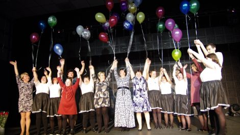 """25-ąjį gimtadienį pasitikę Druskininkų viltiečiai: """"Mes jus mylime!"""""""