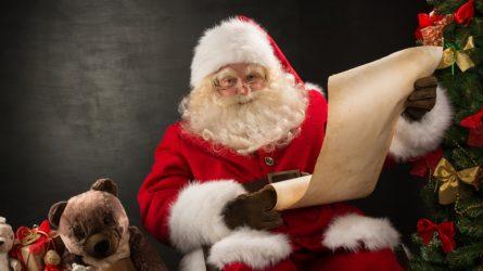 """Konkursas """"Laiškas Kalėdų seneliui"""""""
