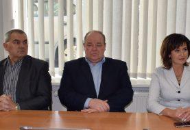 Klaipėdos rajono savivaldybėje vyko spaudos konferencija