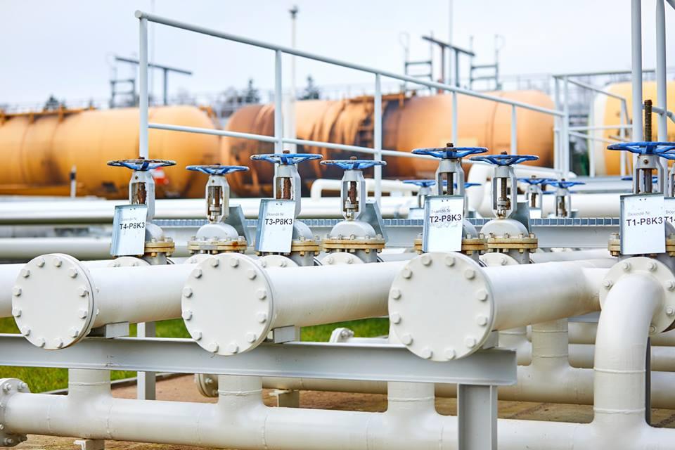 """Lazdijų rajone atsidarė naftos produktų perpylimo """"Mockava terminalas"""""""