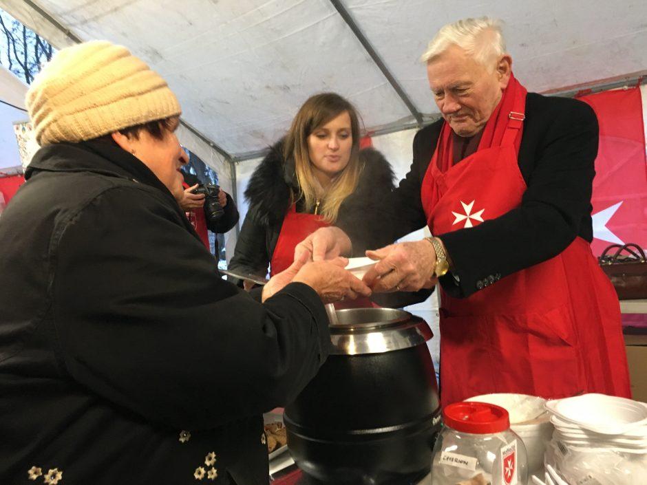 """""""Maltiečių sriuba"""" – tai pagarba ir padėka senoliams"""