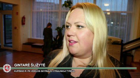 Prevencijos veiklos centras Kupiškyje (video)