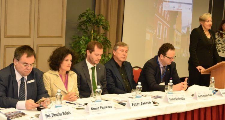 Padėka – už indėlį organizuojant aukšto lygio mokymus Lietuvos turizmo specialistams