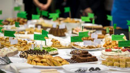 Visą savaitę Lietuva kvepėjo pyragais