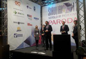 """Verslo ir pasiekimų parodos """"ŠIAULIAI'17"""" nominacijos"""