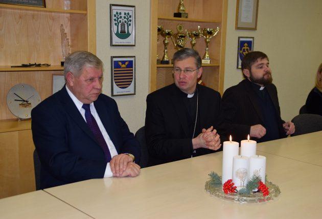 J. E. vyskupo Kęstučio Kėvalo sveikinimas