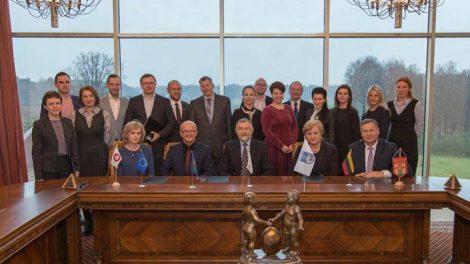 Bendras keturių savivaldybių ir verslo projektas: dviračių takų plėtra