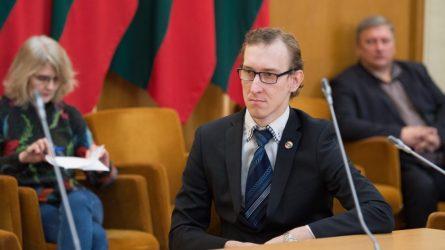 Mindaugas Jonušas: Taip aš dalyvausiu rinkimuose