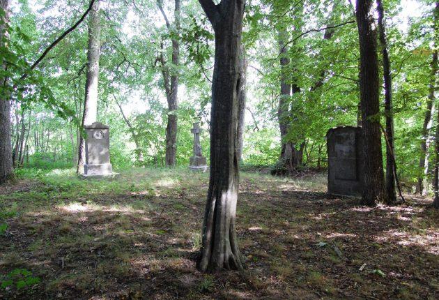 Priekulės riteriškojo dvaro kapinės
