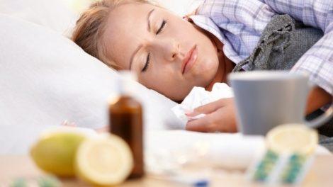 Gripas ir peršalimo ligos labiausiai išaugo Alytuje