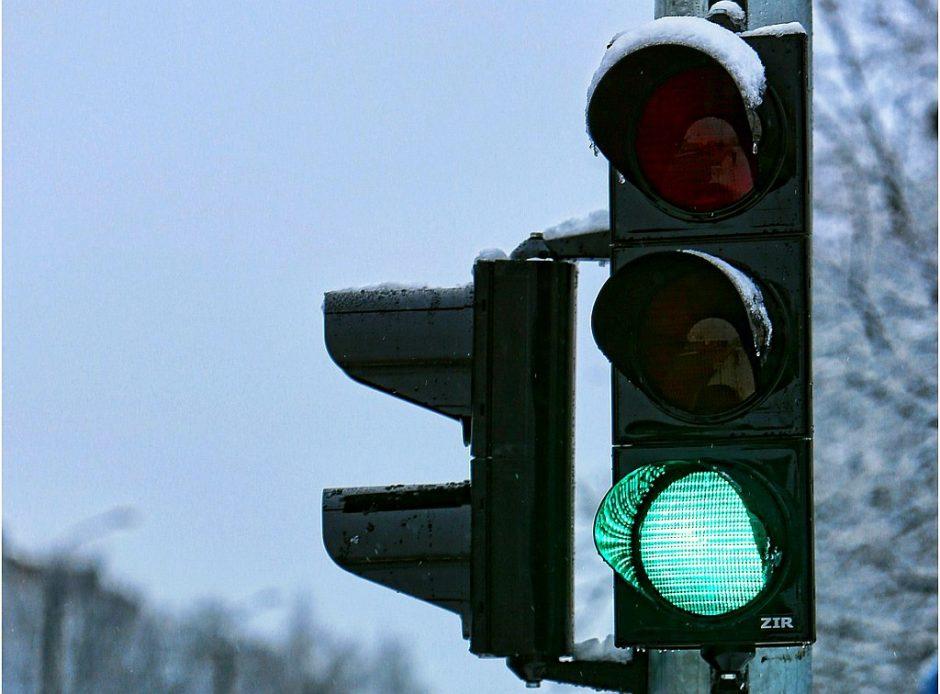 Dėmesio, vairuotojai! Šiaulių miesto šviesoforų rekonstrukcija