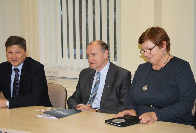 Panevėžio kolegija stiprina bendradarbiavimą su versluPanevėžio kolegija stiprina bendradarbiavimą su verslu