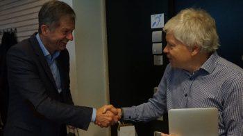 Klasterių vystymas ir profesinis rengimas – pagrindinės temos vizito Švedijoje metu