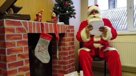 Kalėdos ne tik vaikams (4-tas video)