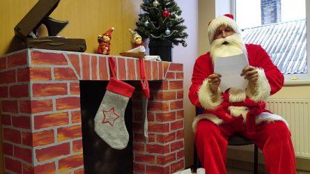 Kalėdos ne tik vaikams (5-tas video)