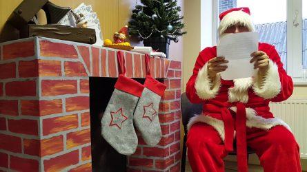Kalėdos ne tik vaikams (2-as video)