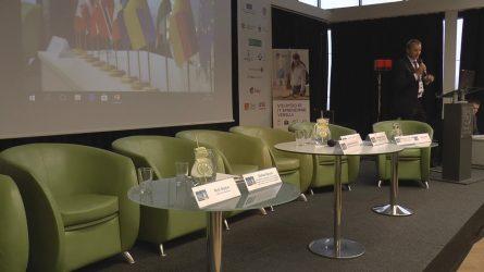 (VIDEO ĮRAŠAS) Tarptautine konferencija Globalizacija ir ekonominis patriotizmas