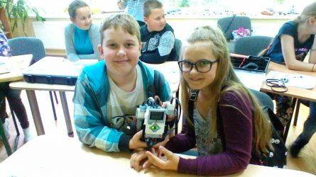 Mobili laboratorija – regiono vaikams ir jaunimui bei asmenims, turintiems negalią