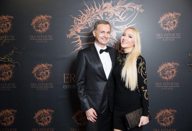 Tomas Liesis, Valeant Pharmaceuticals ir Solta Medical generalinis direktorius Baltijos šalims su estetinės medicinos gydytoja Renata Jonauske