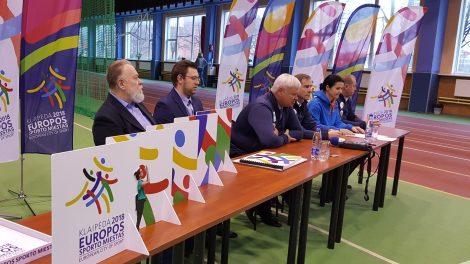 Klaipėda oficialiai pradeda Sporto metus