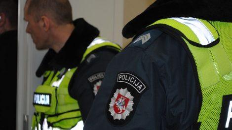 Dviem policijos pareigūnams – mažeikiškės padėka