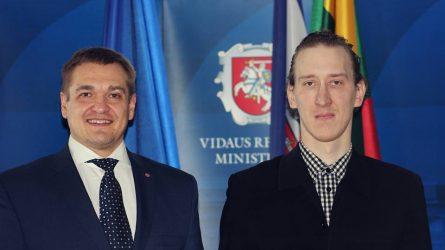 Dėl viešų grasinimų nužudyti  Mindaugą Jonušą kreiptasi į LR Generalinę prokuratūrą bei LR Vidaus reikalų ministrą