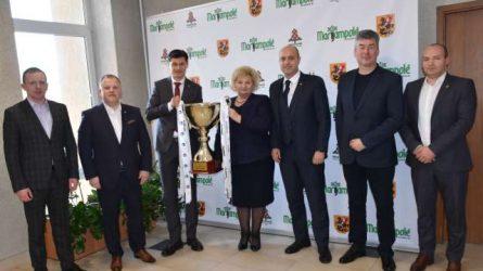 Lietuvos futbolo sezono startas – Marijampolėje