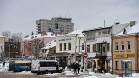 """Naujos autobusų stoties statybas finansuos UAB """"Baltisches haus"""""""