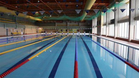 Planuojama remontuoti Alytaus sporto ir rekreacijos centro baseino rūbinių ir dušo patalpas