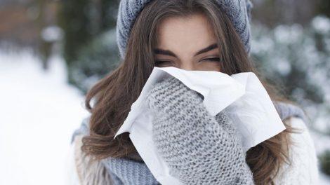 Sergamumas gripu auga, bet epidemijos dar nėra