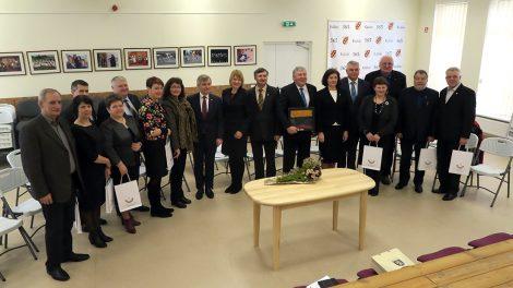 LR Seimo pirmininko Viktoro Pranckiečio vizitas