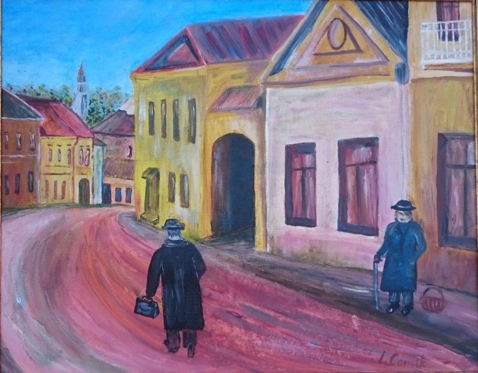 Paroda Šiaulių apskrities žydų bendruomenės atkūrimo 30-mečiui