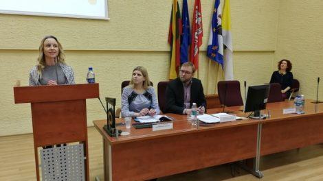 Radviliškyje aptartos tarpinstitucinio bendradarbiavimo koordinatorių veiklos galimybės