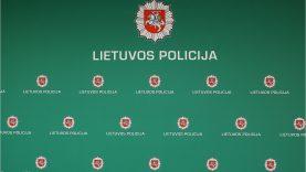 Policijos pareigūnei pasipriešinusiam vyru skirta 4000 eurų bauda
