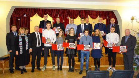 Apdovanoti geriausi 2017 metų Kelmės rajono sportininkai