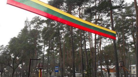 Kulautuva švenčia atkurtos Lietuvos 100-metį