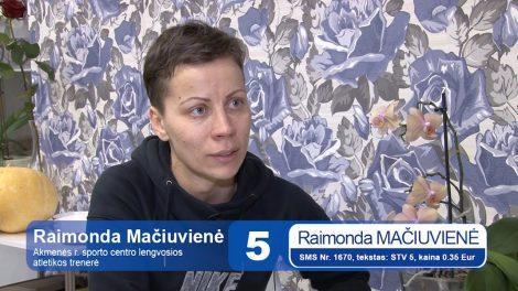 """5. Raimonda Mačiuvienė - """"MOTERIS SAULĖ 2017"""""""