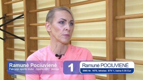 """1. Ramunė Pociuvienė – """"MOTERIS SAULĖ 2017"""""""
