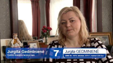 """7. Jurgita Gedminienė - """"MOTERIS SAULĖ 2017"""""""