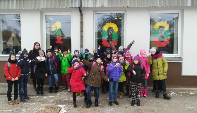 Lietuvos 100-ąjį gimtadienį pasitikome džiugiai