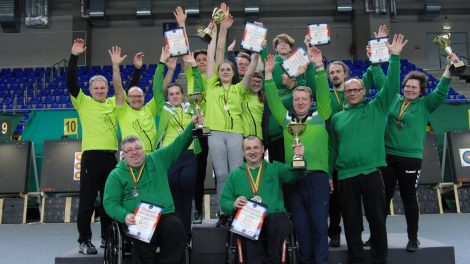 Neįprastas Lietuvos čempionas