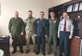 Policijoje aptarti Danijos karių misijos saugumui svarbūs klausimai