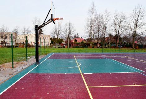 Planuojama įrengti 9 universalias sporto aikšteles