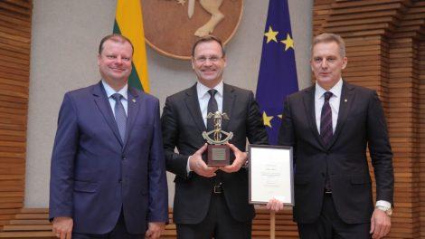 Lietuvos eksporto apdovanojimai – ir Panevėžio verslininkams