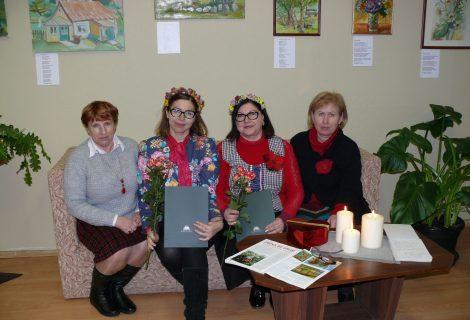 Bibliotekos lankytojai – jos bendruomenės lyderiai