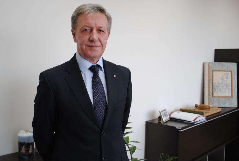 """Joniškio rajono meras G. Čepulis kviečia dalyvauti jubiliejinėje """"Maisto banko"""" akcijoje"""