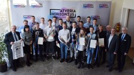 Pasveikinti jaunieji čempionai: krepšininkai ir lengvaatlečiai