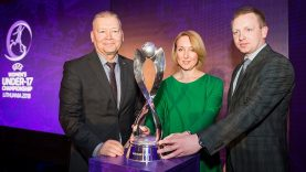 Pristatytas Šiauliuose, Alytuje ir Marijampolėje vyksiantis Europos čempionatas