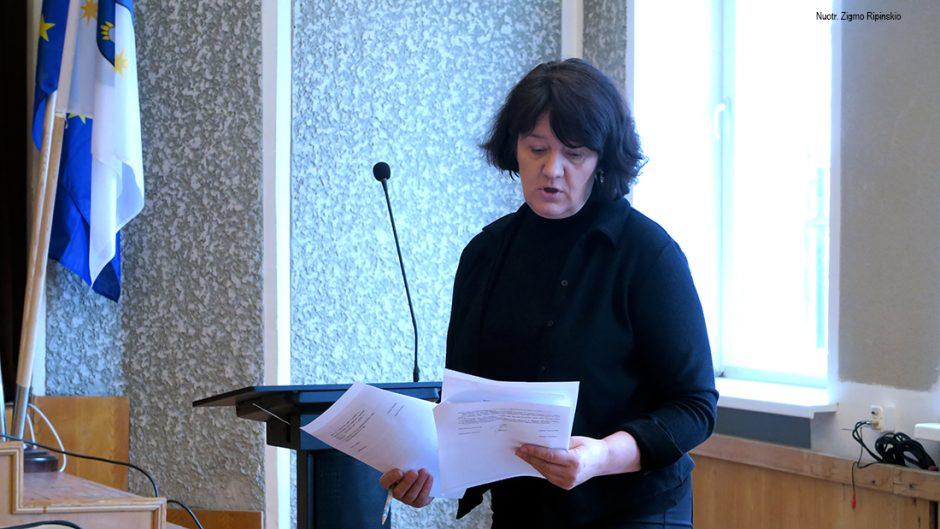 Posėdžiavo Šiaulių rajono nevyriausybinių organizacijų taryba