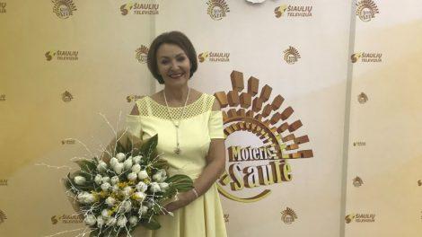 """""""Moteris – Saulė 2017"""" nominacijos laureatė – joniškietė"""